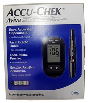 ofertas para - accu chek medidor de glucosa