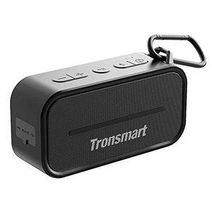 bluetooth lautsprecher tronsmart 10w dual driver ipx5 wasserresistent 12 stunden spielzeit tragbare outdoor wireless lautsprecher mit eingebautem mikrofon premium bass tws für iphone android
