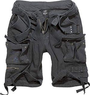 deals for - brandit savage vintage gladiator short schwarz xl