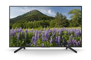 Angebote für -sony kd 49xf7096 fernsehen 49 4k hdr led mit smart tv motionflow xr 400 hz 4k x reality pro wi fi schwarz