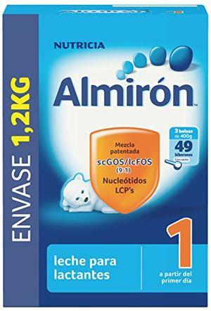 Almirón 1 Leche de inicio en polvo a partir del primer día - 1,2 kg Mejor compra