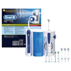 Comprar Oral-B Professional Care OxyJet - Estación y cepillo de dientes eléctrico guía del comprador