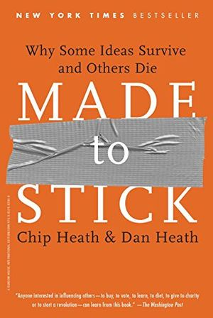deals for - made to stick why some ideas survive and others die