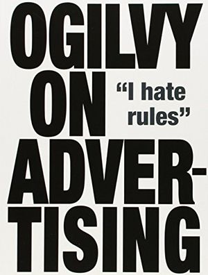 Angebote für -ogilvy on advertising