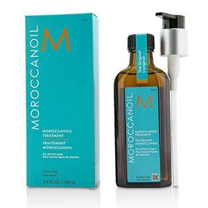 ofertas para - 100ml moroccan oil treatment pump moroccanoil argan oil for hair