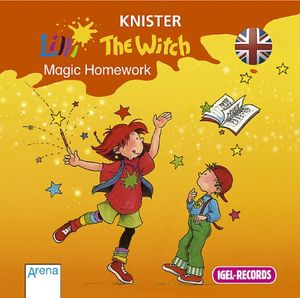 Review for lilli the witch magic homework