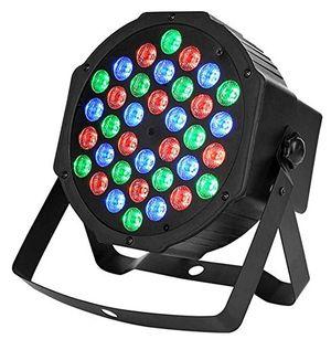 photos of Kernorv Disco Lichteffekte PartyLicht Bühne Licht LED Par Licht Projektor 36 LEDs DMX512 RGB Sound Aktiviert DJ Beleuchtung Scheinwerfer Sonderangebote Kaufen   model Musical Instruments