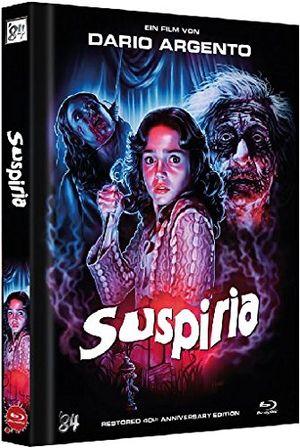 deals for - suspiria uncut 40th anniversary edition mediabook blu ray