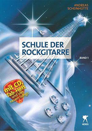 photos of Schule Der Rockgitarre Band 1 Inkl. CD Und Tabulaturheft (und Mit Vier Neuen Songs) Hot Angebot Kaufen   model Book