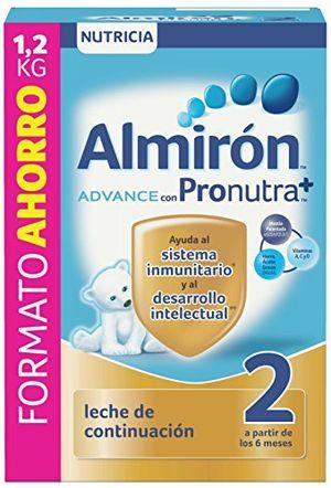 ofertas para - almirón advance con pronutra 2 leche de continuación en polvo desde los 6 meses 12 kg