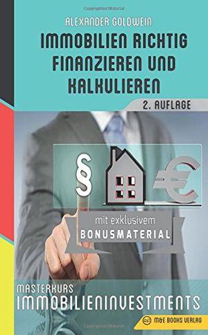 Buy immobilien richtig finanzieren und kalkulieren masterkurs immobilieninvestments