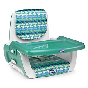 Hot Chicco Mode - Elevador regulable en 3 alturas, 2 kg, color verde guía del comprador
