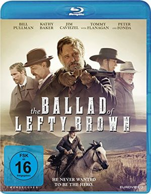 deals for - the ballad of lefty brown he never wanted to be a hero blu ray