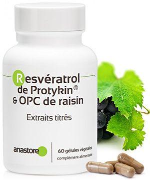 ofertas para - anastore opc de uva y resveratrol 60 mg 60 cápsulas