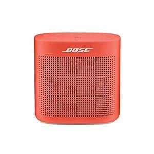 photos of Bose ® SoundLink Color Bluetooth Speaker II   Rot Heute Deals Kaufen   model Speakers
