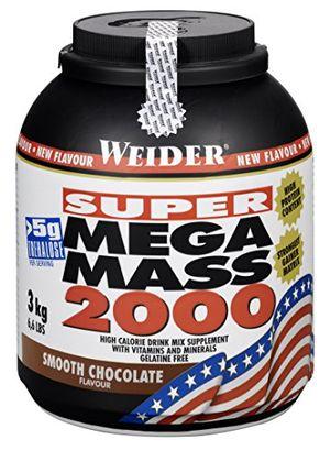 Review for Weider Mega Mass 2000 Chocolate - 3000 gr ofertas especiales