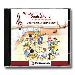 Angebote für -willkommen in deutschland lieder zum deutschlernen cd deutsch als zweitsprache