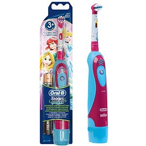 ofertas para - oral b stages power battery princess electric childrens toothbrush by oral b