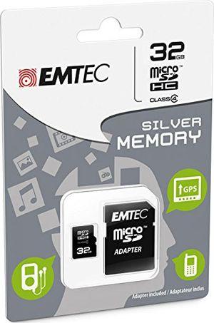 Angebote für -emtec ecmsdm32ghc4 class 4 microsdhc 32gb speicherkarte