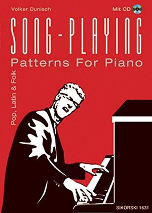 deals for - song playing pop latin folk patterns for piano mit cd