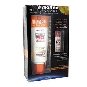 HELIOCARE Advanced Spray SPF50 200ML + Ultra Gel SPF90 25ML Mejor compra