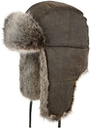 Angebote für -stetson standish old cotton fliegermütze wintermütze winterlapeer s 54 55 cm braun