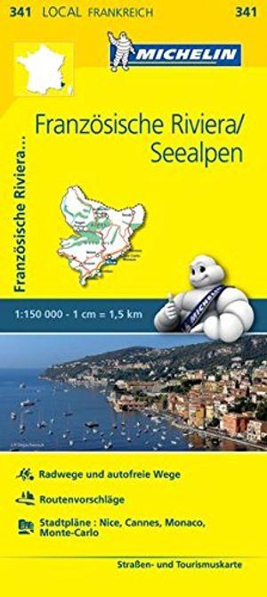 deals for - michelin französische riviera seealpen straßen und tourismuskarte 1150000 michelin localkarten