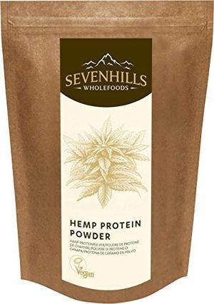 ofertas para - sevenhills wholefoods proteína de cáñamo cruda en polvo 1kg