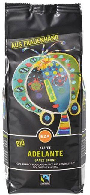 Angebote für -4x fairtrade eza adelante bio kaffee aus frauenhand ganze bohne 1000g