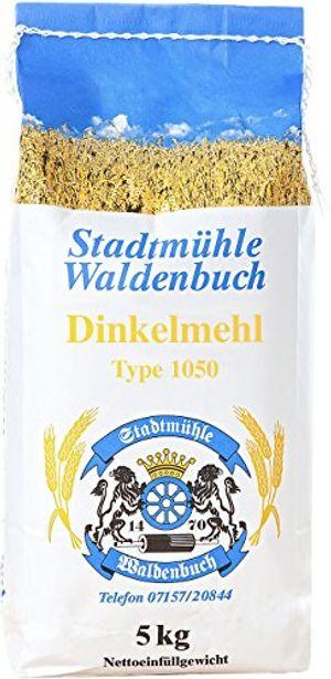 Review for dinkelmehl type 1050 5 kg feinste bäckerqualität