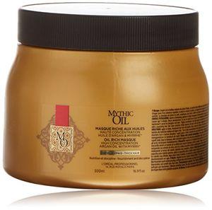 ofertas para - mythic oil mascarilla cabellos gruesos 500ml