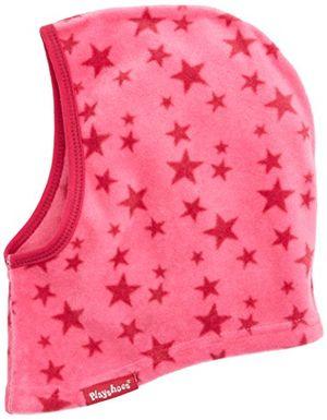 Cheap playshoes mädchen mütze warme kinder fleece schlupfmütze sterne rosa pink 18 one size
