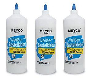 Angebote für -bastelkleber weisser 3 x 1000g meyco