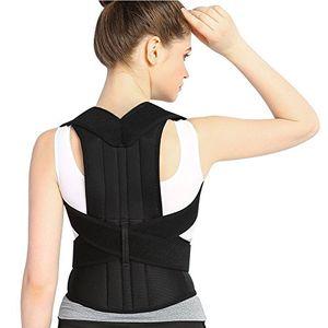 """Review for Doact Corrector de Postura - Ajustable Soporte de la espalda y Alivio del Dolor de Espalda, Mejorar la Postura - para Mujer y Hombre (XXL = cintura 40 """"--52"""") comparación"""