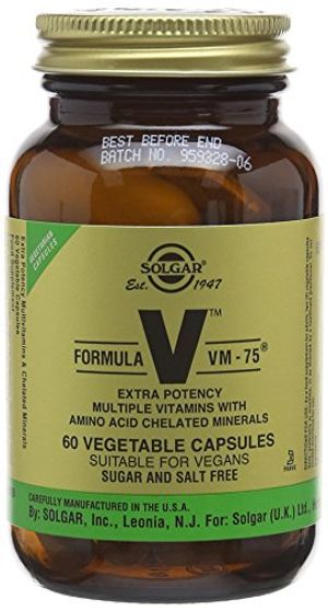 Review for VM 75 60 CAP VEGETALES (2 DIA) 60 CAP ofertas Especiales