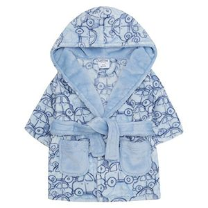 Buy BABY TOWN - Bata - para bebé niña Azul Blue Car Print ofertas especiales