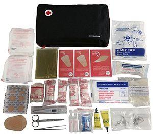 ofertas para - botiquín de primeros auxilios premium con 120 artículos