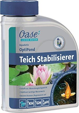 Review for teich stabilisierer optipond 500 ml