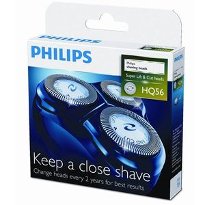 ofertas para - philips hq5650 cabezales de afeitado para máquinas philips color gris
