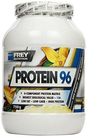 frey nutrition protein 96 vanille dose 1er pack 1 x 750 g