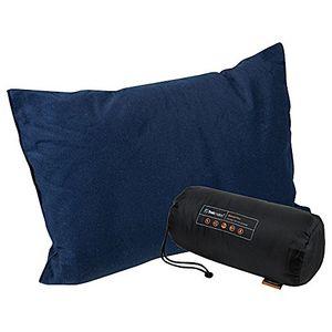 trekmates deluxe pillow 40x30 reisekissen campingkissen kopfkissen schlaf kissen
