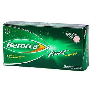 ofertas para - bayer berocca boots 30 comp eferv