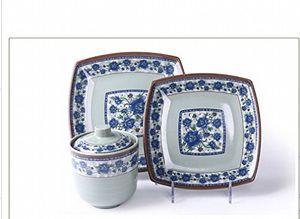 Top dd antiquitã¤ten antiquitã¤ten blau und weiãÿ serie mit deckel melamin geschirr porzellan deckel mit deckel japanischen geschirr suppe tasse schã¼ssela