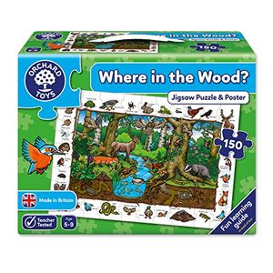 deals for - orchard toys wo im wald 150 teile