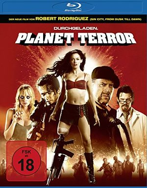 Buy planet terror blu ray