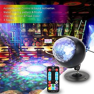 photos of Discokugel, Tomshine Disco Lichteffekte, Mini LED Discolicht, Fernbedienung Und Musikgesteuert Partylicht Handbuch Kaufen   model Beleuchtung