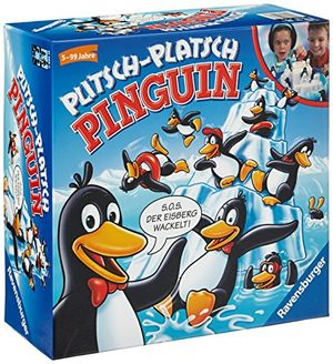 Hot ravensburger 21288 plitsch platsch pinguin