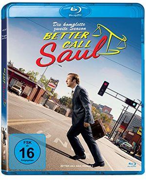 Angebote für -better call saul die komplette zweite season 3 discs blu ray