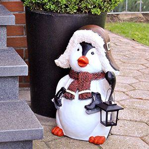 photos of Pinguin XXL Figur Solar Lampe Weihnachten Weihnachtsdekoration Xmas Winterdekoration Neu Handbuch Kaufen   model Lawn & Patio