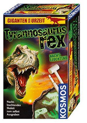 Hot kosmos 630409 ausgrabungsset nachtleuchtender t rex